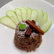Creamy Rice With Sliced Apples - RECIPES - AceNuwara - Nature's Finest Gifts