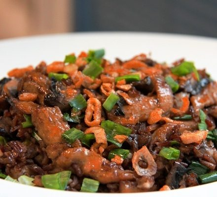 Quick Claypot Rice - RECIPES - AceNuwara - Nature's Finest Gifts