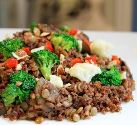 Rice and Lentil Pilaf - RECIPES - AceNuwara - Nature's Finest Gifts