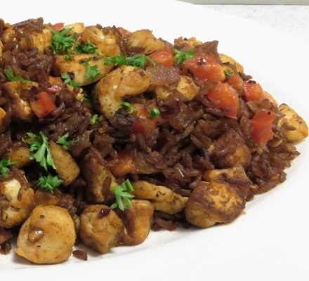 Spicy Tofu Fried Rice - RECIPES - AceNuwara - Nature's Finest Gifts