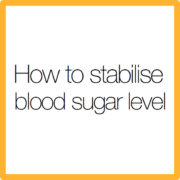 how-to-stablise-blood-sugar-level-straits-times-2015-15th-jan